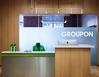 Groupon, San Francisco, CA Architect: Box Studios