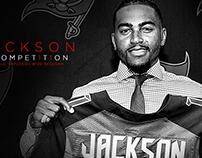 Desean Jackson Infographics