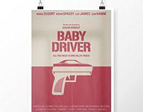 Campaña Cine Baby Driver