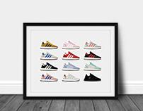 Adidas Iniki Runner Shoe
