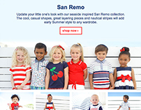 San Remo for Mothercare