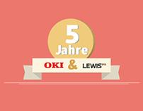 Infographic OKI x LEWIS PR