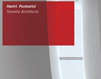 Hariri Pontarini Architects booklet