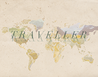 TRAVELLER Album Artwork