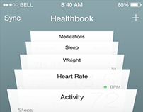 Apple's Healthbook concept