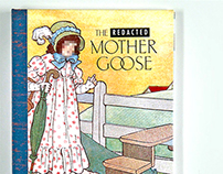 The Redacted Mother Goose