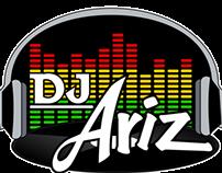 DJ Ariz Logo