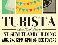 TURISTA: The Ateneo Psyche Teambuilding