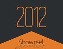 2012 Showreel