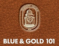 Blue & Gold Manual Mississippi College Student Success
