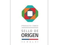 Sello de Origen INAPI gobierno de chile