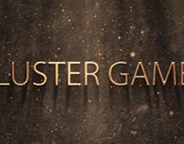 Cluster Games - Brand Design