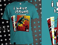 T-Shirt Designs by Ben Lucas