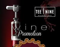 Tee Nine Design Concept
