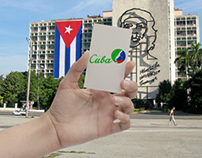Identidad Gráfica ficticia para la república de Cuba