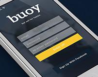buoy iOS concept