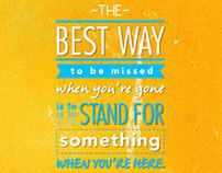 Poster: Seth Godin Quote