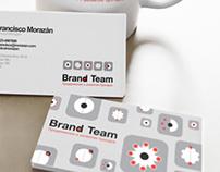 Logo for Brand Team