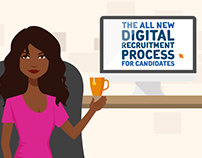 Unilever HR Digital Recruitment Journey