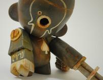 Robot Munny custom