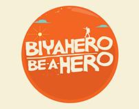Biyahe ni Drew: Biyahero Be-A-Hero Campaign