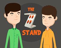 The Z Stand // Kickstarter