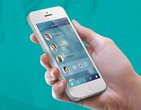 POC for a hospital services app