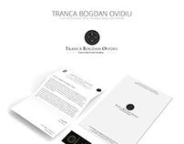 TRANCA BOGDAN OVIDIU - Identity & Responsive Website