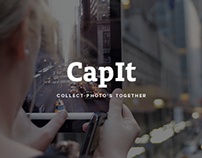 CapIt App - Collect Photo's Together