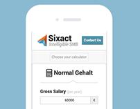 Sixact Prototype