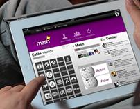 Second Screen Platform + Apps