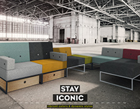 'TÍU couch - STAY ICONIC