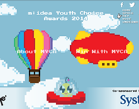 2014 FEB - Midea Youth Choice Awards (website)