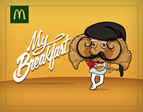 McDonald's My Breakfast APP