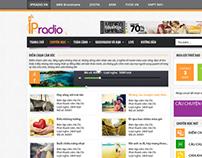 Ipradio Website