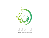 Aasma - Your name matters