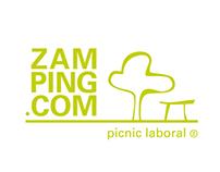 Identitat corporativa de Zamping
