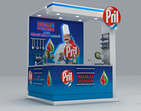 Prill Booth