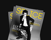 Layout: Splice Magazine