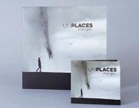 """Artwork für den Longplayer """"Changes"""" von Unplaces"""