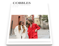 Cobbles, Magazine Design