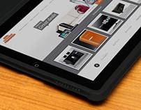 Tafelberg Furnishers Website