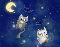 Flyin' Cats