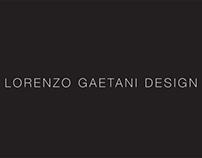 LORENZO GAETANI DESIGN
