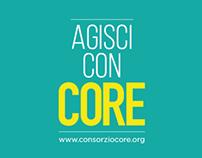 Campagna ADV - Consorzio C.O.R.E.