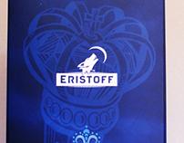 Premium Eristoff Packaging