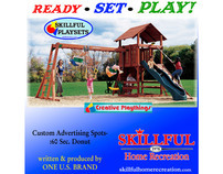 Skillful Playsets- (New Market Campaign - Retail)