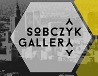 Sobczyk Gallery in Warsaw. Logo Design