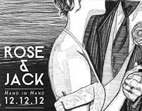 Rose & Jack Invite