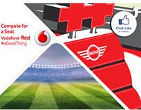 Vodafone Qatar App
